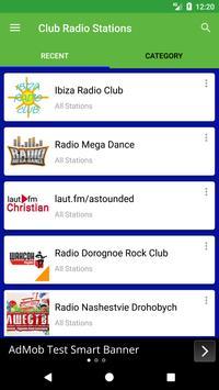 Club Radio screenshot 1