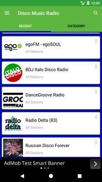 Disco Music Radio screenshot 2