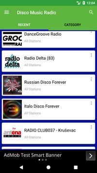Disco Music Radio screenshot 3