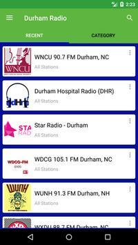 Durham Radio Stations apk screenshot