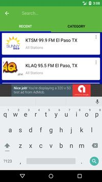El Paso Radio Stations apk screenshot