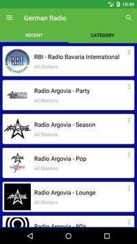 German Radio screenshot 1