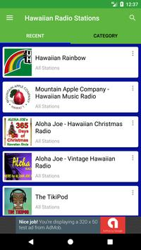 Hawaiian Radio Stations screenshot 1