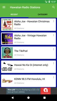 Hawaiian Radio Stations screenshot 2