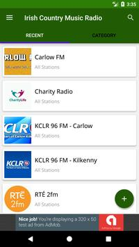 Irish Country Music Radio apk screenshot