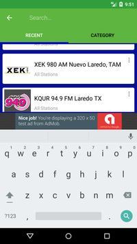 Laredo Radio Stations apk screenshot