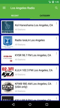 Los Angeles Radio Stations screenshot 1