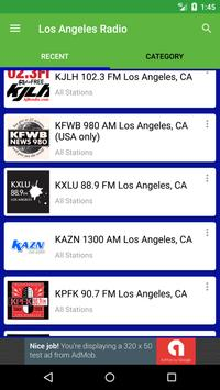 Los Angeles Radio Stations screenshot 2