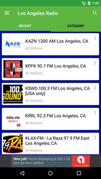 Los Angeles Radio Stations screenshot 3