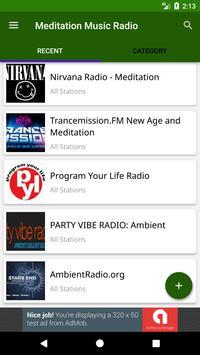 Meditation Music Radio screenshot 3
