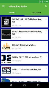 Milwaukee Radio Stations apk screenshot