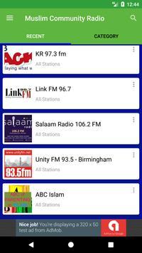 Muslim Community Radio apk screenshot