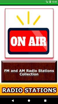 Muslim Community Radio poster