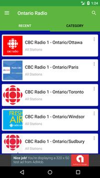 Ontario Radio Stations screenshot 2