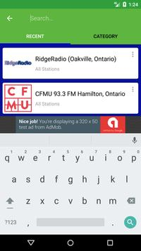 Ontario Radio Stations screenshot 4