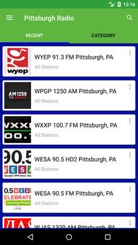 Pittsburgh Radio Stations apk screenshot