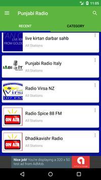 Punjabi Radio Stations apk screenshot