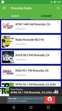 Riverside Radio Stations apk screenshot