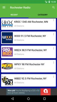 Rochester Radio Stations screenshot 2