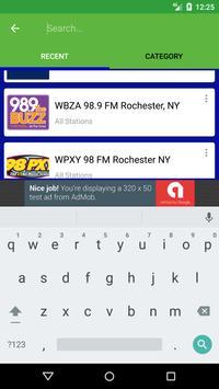 Rochester Radio Stations apk screenshot