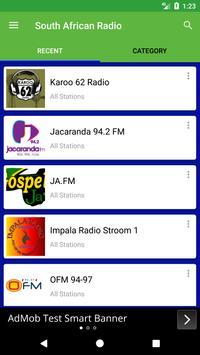 South African Radio Stations screenshot 1