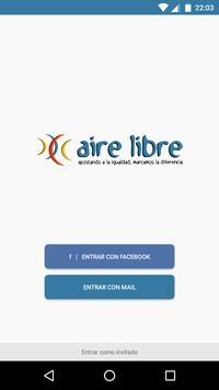 Radio AIRE LIBRE apk screenshot