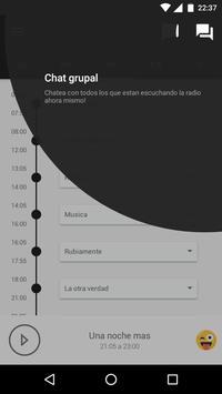 RADIOWEB IMPACTO screenshot 5