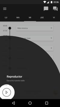 RADIOWEB IMPACTO screenshot 2