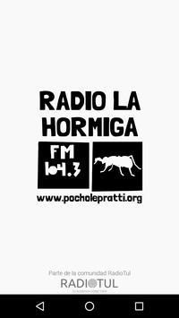 Radio La Hormiga 104.3 poster