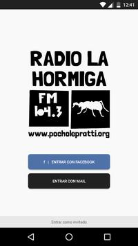 Radio La Hormiga 104.3 screenshot 1
