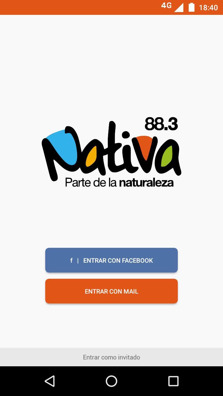 Radio Nativa poster