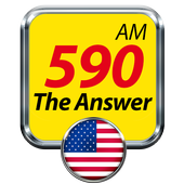 590 The Answer California Radio Stations icon