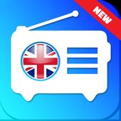 Afrobeats Radio App fm UK free listen Online icon