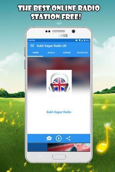Sukh Sagar Radio App UK free listen Online for Android - APK
