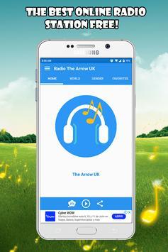 Arrow Radio UK App fm free listen Online poster