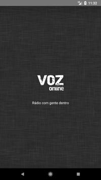 Rádio Voz Online poster