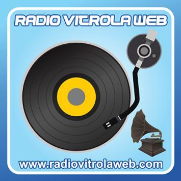 rádio vitrola web poster