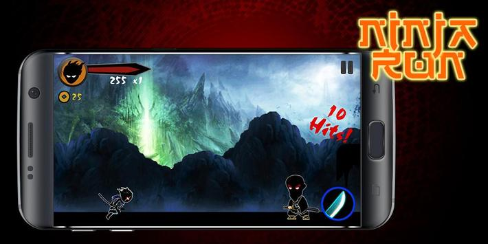 Stick Ninja 2 apk screenshot