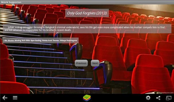 Popular new great movies apk screenshot