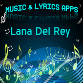 Lana Del Rey Lyrics Music icon