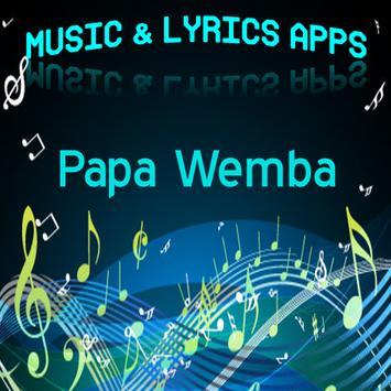 Papa Wemba Songs Lyrics poster