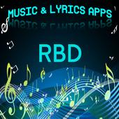 RBD Songs Lyrics icon