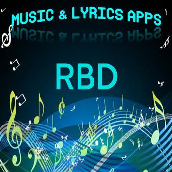 RBD Songs Lyrics poster