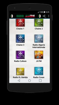 Radio-Algerie poster