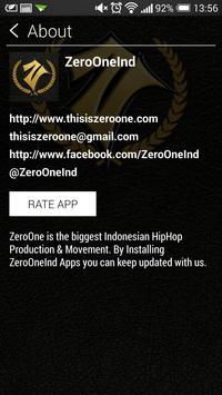 ZeroOneInd screenshot 1