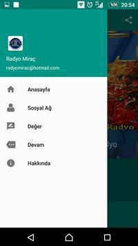 RadyoMiraçNet screenshot 2