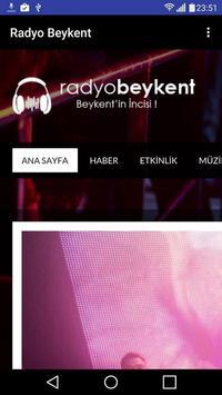 Radyo Beykent poster