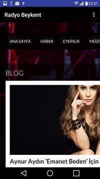Radyo Beykent screenshot 1