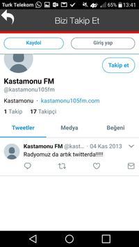 Kastamonu FM screenshot 5