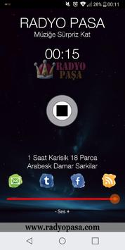 Radyo Paşa screenshot 1